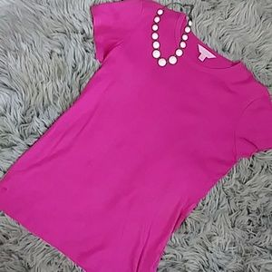 Lilly Pulitzer pink top